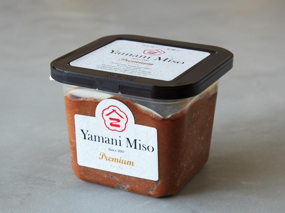 ヤマニ味噌プレミアム