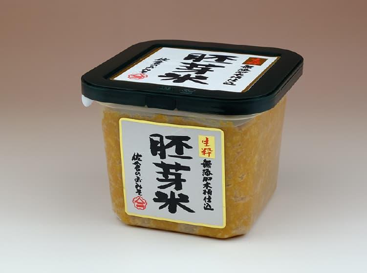 生粋胚芽米
